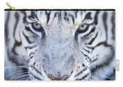 Khan The White Bengal Tiger Carry-all Pouch