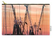 Kiawah Shrimp Boats Carry-all Pouch