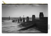 Kicked In The Groyne Carry-all Pouch