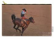 Kickin Bronc Carry-all Pouch