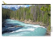 Kicking Horse River In Yoho Np-bc Carry-all Pouch