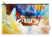 Kiddography Cover By Tom Kidd Carry-all Pouch