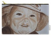 Kids In Hats - Fishing Trip Carry-all Pouch
