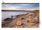 Kielder Dam In Low Sun Carry-all Pouch