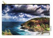 Kilaeua Point National Wildlife Refuge- Kauai  Hawaii Carry-all Pouch