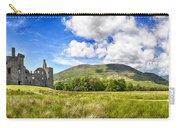 Kilchurn Castle Ruin Carry-all Pouch