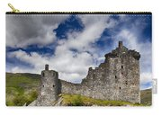 Kilchurn Castle Scotland Carry-all Pouch