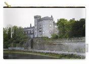 Kilkenny Castle Seen From River Nore Carry-all Pouch