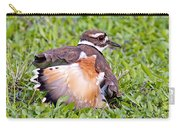 Killdeer 2 Sleight Of Wing Carry-all Pouch