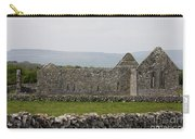 Kilmacduagh Church Ruin Carry-all Pouch