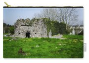 Kilmore Church Ruins - Founded By St Patrick - Ballina Co Mayo Carry-all Pouch