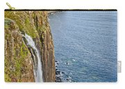 Kilt Rock Waterfall Carry-all Pouch
