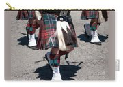 Kilts On Parade Carry-all Pouch