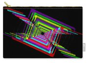 Kinetic Rainbow 17 Carry-all Pouch