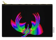 Kinetic Rainbow 49 Carry-all Pouch
