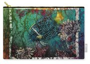 King Angelfish Carry-all Pouch