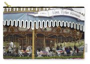 King Arthur Carrousel Fantasyland Disneyland Carry-all Pouch