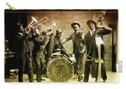 King Carter Jazzing Orchestra Carry-all Pouch