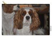King Charles Dogs Carry-all Pouch