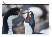 King Cormorants Carry-all Pouch