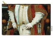 King Edward Vi Of England King Carry-all Pouch