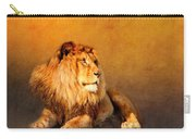 King Leo Carry-all Pouch