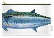 King Mackerel Carry-all Pouch by Carey Chen