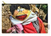 King Of Hearts Scarecrow By Diana Sainz Carry-all Pouch