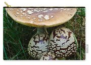 King Of Sweden Amanita Carry-all Pouch