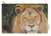 King Of The African Savannah Carry-all Pouch