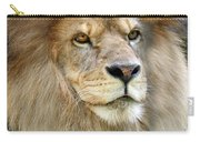 King Of The Beasts Carry-all Pouch