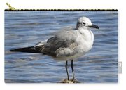 King Of The Rock Seagull Carry-all Pouch