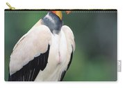 King Vulture In Breeding Colors Carry-all Pouch