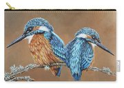 Kingfishers Carry-all Pouch