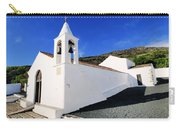 Kings' Chapel On Hierro Carry-all Pouch