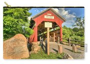 Kings Covered Bridge Carry-all Pouch