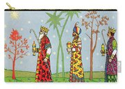 Kings With Gifts Carry-all Pouch