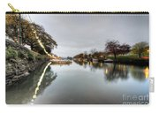 Kingsbridge Reflections  Carry-all Pouch