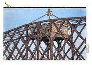 Kinnickinnic River Swing Bridge  4 Carry-all Pouch