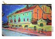 Kirchner's Houses In Dresden Carry-all Pouch