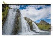 Kirkjufellsfoss Waterfalls, Church Carry-all Pouch
