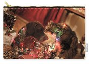 Kiss At Christmas Carry-all Pouch