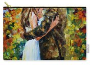 Kiss In The Woods Carry-all Pouch