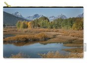 Kiss Of Fall In The Grand Tetons Carry-all Pouch