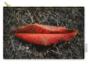 Kiss Of Leaf Carry-all Pouch