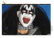 Kiss-the Coat Of Armor Carry-all Pouch