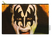 Kiss The Demon Carry-all Pouch