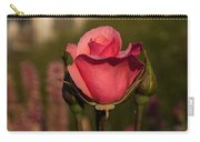 Kissed By The Sun Carry-all Pouch by Georgia Mizuleva
