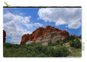 Kissing Camels - Garden Of The Gods Carry-all Pouch