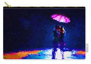 Kissing In The Rain Carry-all Pouch